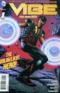Justice League of America's Vibe (2013) 1A