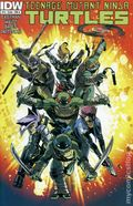 Teenage Mutant Ninja Turtles (2011 IDW) 19A