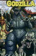 Godzilla (2012 IDW) 10RI