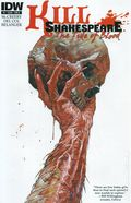 Kill Shakespeare Tide of Blood (2013 IDW) 1A