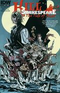 Kill Shakespeare Tide of Blood (2013 IDW) 1B