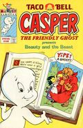 Casper the Friendly Ghost Presents (1992) Taco Bell Giveaway BB