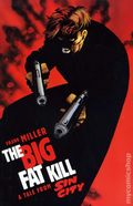 Sin City The Big Fat Kill TPB (1996 Dark Horse) 1st Edition 1-REP