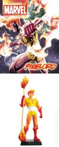 Classic Marvel Figurine Collection (2007-2013 Eaglemoss) Magazine and Figure #196