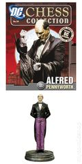 DC Chess Collection (2012- Eaglemoss) Figure and Magazine #026