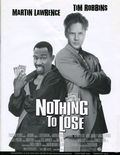 Nothing to Lose Promotional Media Book (1997) KIT-01