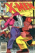Uncanny X-Men (1963 1st Series) Mark Jewelers 183MJ