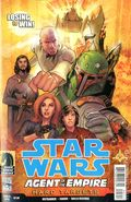 Star Wars Agent of the Empire Hard Targets (2012 Dark Horse) 5