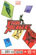 Young Avengers (2012 2nd Series) 2A
