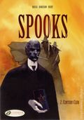 Spooks GN (2012-2016 Cinebook) 2-1ST