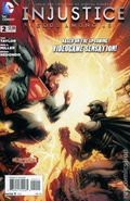 Injustice Gods Among Us (2012 DC) 2A