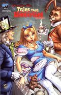 Tales from Wonderland Mad Hatter (2008) 1B
