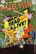 Metal Men (1963 1st Series) 34