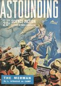Astounding Science Fiction (1938-1960 Street and Smith) Pulp Vol. 22 #4