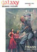 Galaxy Science Fiction (1950-1980 World/Galaxy/Universal) Vol. 1 #4
