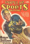 Popular Sports Magazine (1937-1951 Better Publications) Pulp Vol. 17 #1