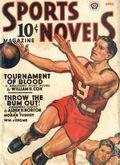 Sports Novels Magazine (1937-1952 Popular Publications) Pulp Vol. 5 #2