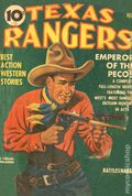 Texas Rangers (1936-1958 Standard) Pulp Vol. 12 #1