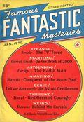 Famous Fantastic Mysteries (1939-1953 Frank A. Munsey/Popular/Altus) Pulp Vol. 1 #4