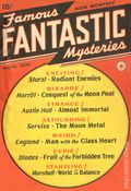 Famous Fantastic Mysteries (1939-1953 Frank A. Munsey/Popular/Altus) Pulp Vol. 1 #2