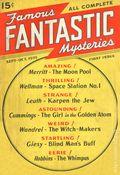Famous Fantastic Mysteries (1939-1953 Frank A. Munsey/Popular/Altus) Pulp Vol. 1 #1