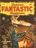 Famous Fantastic Mysteries (1939-1953 Frank A. Munsey/Popular/Altus) Pulp Vol. 11 #1