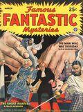 Famous Fantastic Mysteries (1939-1953 Frank A. Munsey/Popular/Altus) Pulp Vol. 5 #6