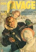 Doc Savage (1933-1949 Street & Smith) Pulp Oct 1938