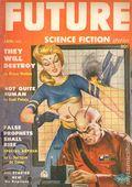 Future Science Fiction (1952-1960 Columbia Publications) Pulp Vol. 2 #5