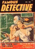 Famous Detective (1949-1956 Columbia Publications) Pulp Vol. 14 #4