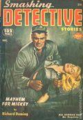 Smashing Detective Stories (1951-1956 Columbia Publications) Pulp Vol. 2 #2
