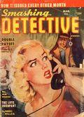 Smashing Detective Stories (1951-1956 Columbia Publications) Pulp Vol. 3 #5