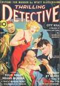 Thrilling Detective (1931-1953 Standard) Pulp Vol. 29 #1
