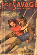 Doc Savage (1933-1949 Street & Smith) Pulp Mar 1936