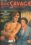 Doc Savage (1933-1949 Street & Smith) Pulp Oct 1936