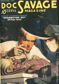 Doc Savage (1933-1949 Street & Smith) Pulp Nov 1936