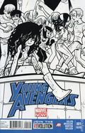 Young Avengers (2012 2nd Series) 1E