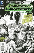 Green Lantern (2011 4th Series) 18B