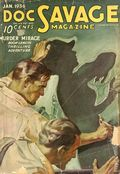 Doc Savage (1933-1949 Street & Smith) Pulp Jan 1936