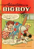 Adventures of the Big Boy (1957-1996 Webs Adv. Corp.) Restaurant Promo 72
