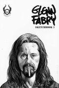 Glenn Fabry Sketchbook SC (2013-2015 Berserker) 1-1ST