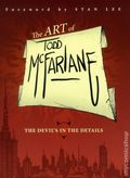 Art of Todd McFarlane The Devil's in the Details TPB (2012 Image) 1-1ST