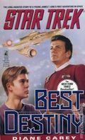Star Trek Best Destiny PB (1993 Pocket Novel) 1-1ST