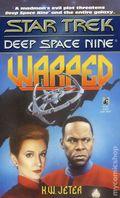Star Trek Deep Space Nine Warped PB (1996 Pocket Novel) 1-1ST