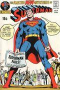 Superman (1939 1st Series) 240