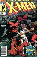 Uncanny X-Men (1963 1st Series) Mark Jewelers 265MJ