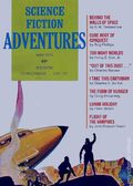 Science Fiction Adventures (1973-1974 Ultimate) Pulp 24