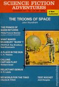 Science Fiction Adventures (1973-1974 Ultimate) Pulp 33
