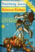 Fantasy and Science Fiction (1949-Present Mercury Publications) Pulp Vol. 40 #1