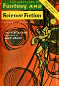 Fantasy and Science Fiction (1949-Present Mercury Publications) Pulp Vol. 40 #2